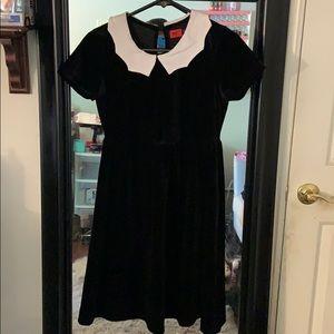Velvet Wednesday Dress